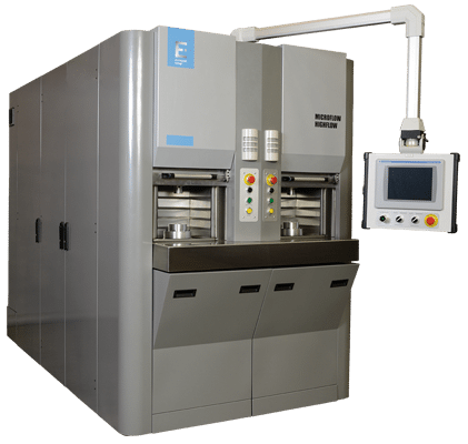MICROFLOW HIGHFLOW abrasive flow machining for flow tuning by Extrude Hone