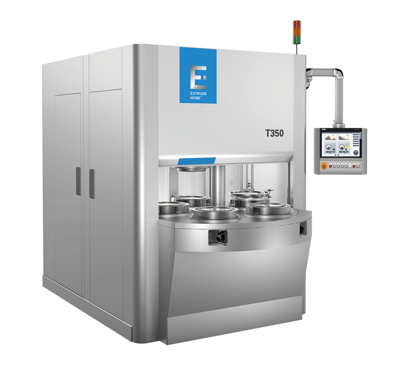 T350 Thermal Deburring machine by Extrude Hone
