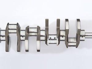 Electrochemical Machining Automotive Crankshaft