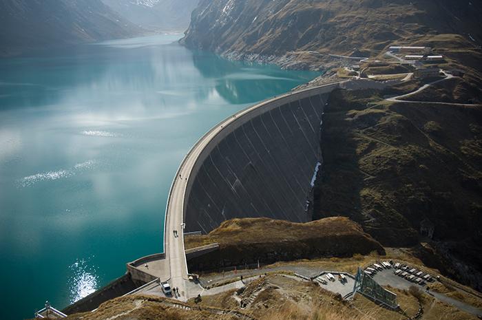 Water Dam - Energy