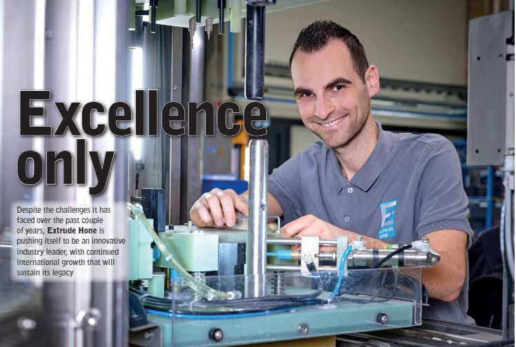 Extrude Hone Featured in Manufacturing Today